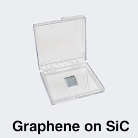 Monolayer Graphene on SiC substrate